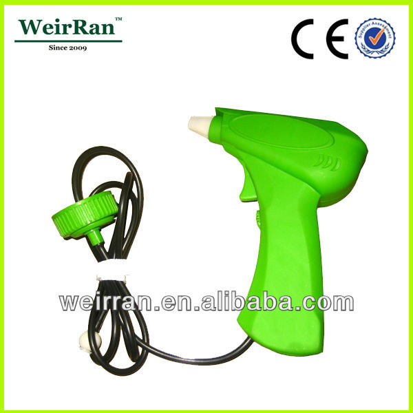 (22586) multi-Purose hand plastic water portable battery powered trigger agriculture garden sprayer machine