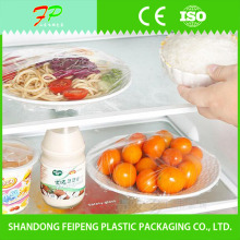 High Quality 100% Virgin PVC Food Wrap Cling Film