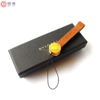 High Quality DIY Cell Phone Charm Strap Mobile Phone Strap Leather