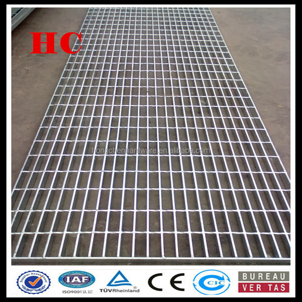 Low Carbon Steel Expanded Metal Mesh Steel Bar grating