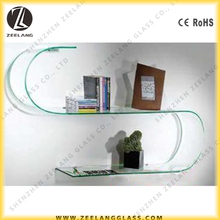 New style promotional curved tempering glass bending factory in China