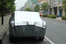 qulity outdoor hail resistant winter use car cover/inflatable car cover against hail or snow at low price