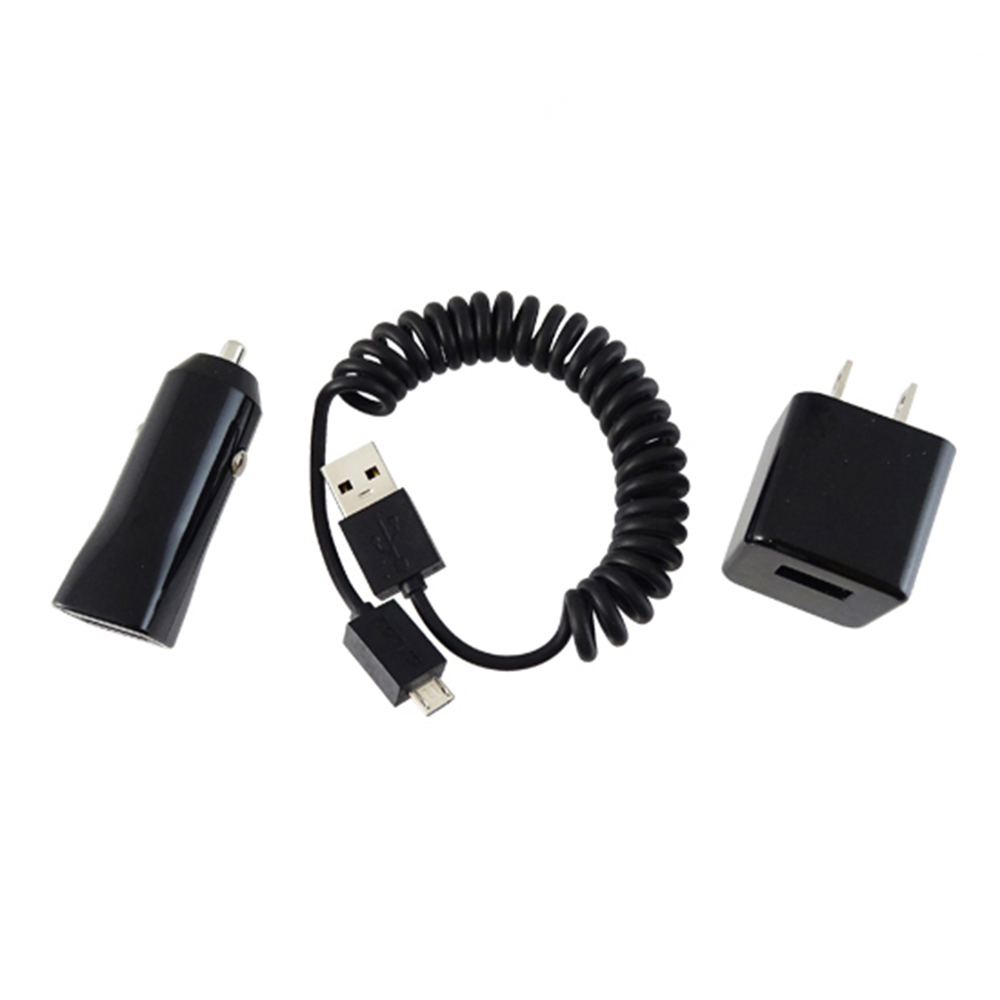 IC995 SSW-2289TW battery car charger dual usb