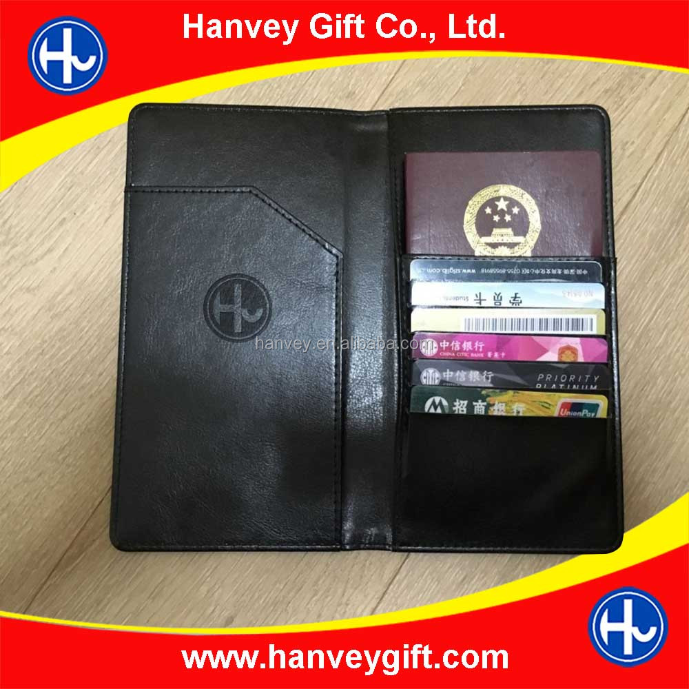 Promotion Cheap Custom Passport Holder, PU Leather Passport Wallet/Passport Cover/Passport Holder