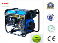 KDE6500E portable 5kva-10kva diesel generator china manufacturer directly supply