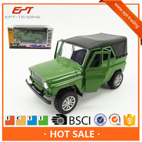 1 32 pull back metal toy die cast jeep car with music