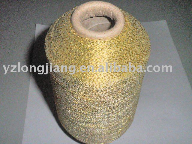 high quality 100% metallic thread