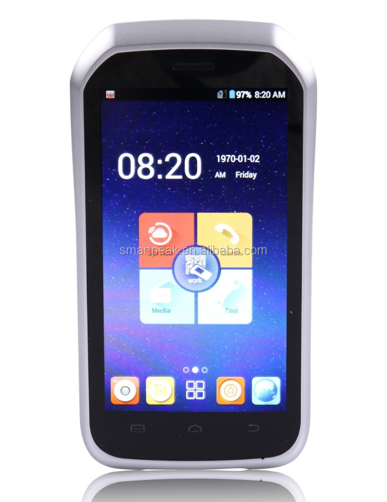 handheld portable computer android rfid reader phone
