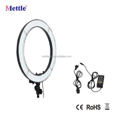 photographic LED circle ring light for camera studio/video