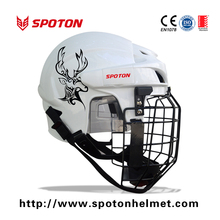 Colorful Custom Safety EVA football helmet Animal print with 14 vents