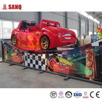 Used Amusement Rides Flying Car Cheap Price From Factory