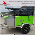 2015 New off road trailer for camping outdoors