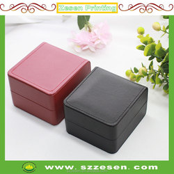 2015 made in china alibaba show New design square jewelry watch box