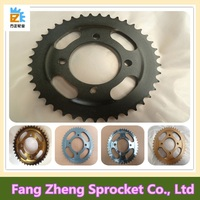 Chain and Sprocket Kit for Motorcycle Transmission