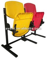 Soccer stadium seating gym seating arena chair seating seats for football games folding chair