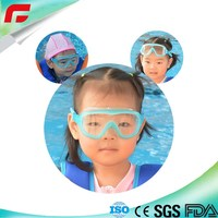 Summer best love silicone swimming goggles for kids, wide vision swimming goggles, swimming goggles walmart