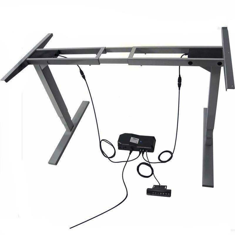 Electric Desk Frame Office Desk Legs Height Adjustable Lifting Column