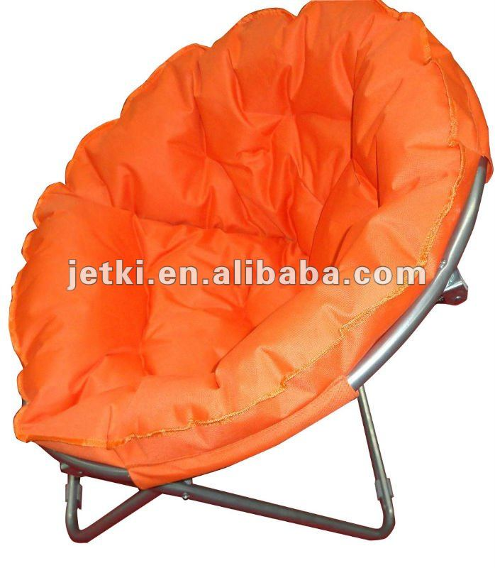 outdoor travel metal folding leisure garden planet chair