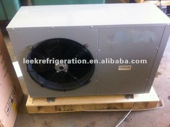 Low noise Copeland ZB scroll compressor condensing unit