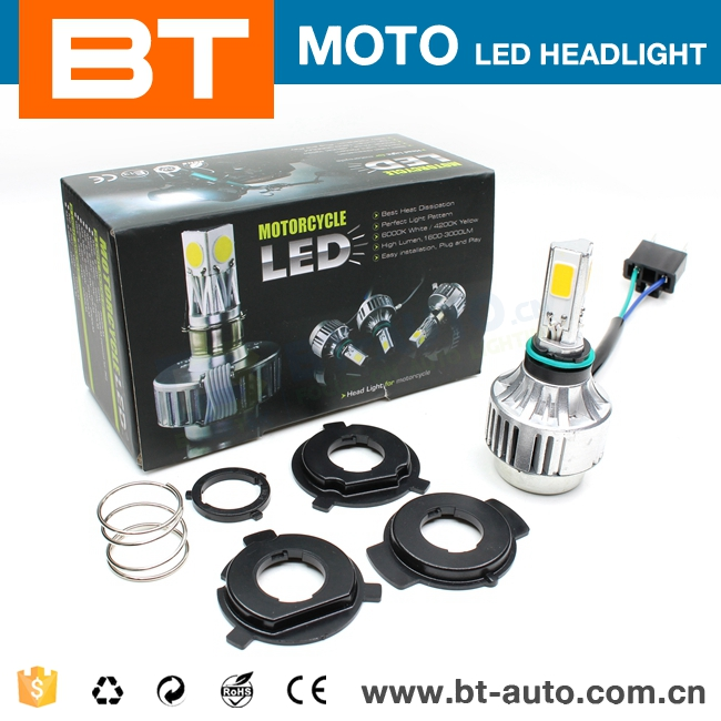 Wholesale Motorcycle Accessories For H4,H6,H7 Motorcycle Led Lighting