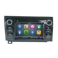 TOYOTA SEQUOIA TUNDRA CAR DVD GPS NAVIGATION with BLUETOOTH RADIO IPHONE AUDIO