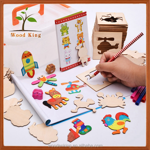 Children Learn Draw Suit Tools Graffiti Painted Coloring Painting Creative Template Mini Drawing Toys Diy Painting Toy