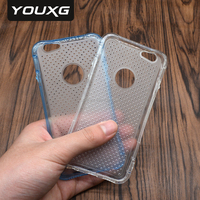 Ultrathin and good hands feeling mobile phone tpu pc case