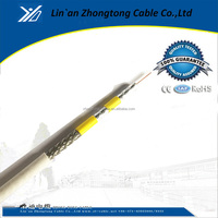 Coaxial Cable RG58 RG59 RG6 RG11 RG213 Specifications