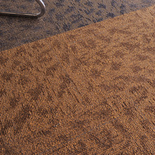 Bcf Multi-level Loop Free Used Marine Carpet Tile with Nylon Yarn