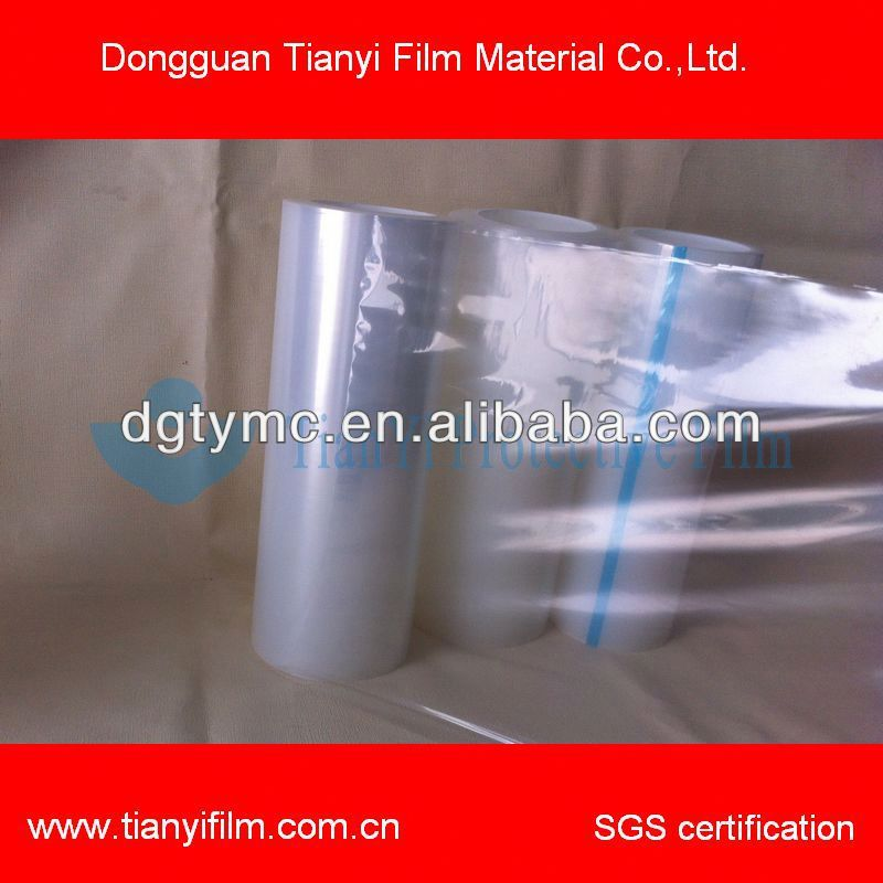 100% new material stable quality pe film for steel tire
