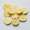 High Quality Freeze Dried Banana Slice with BRC, HACCP, KOSHER, ISO, HALAL,wholesale