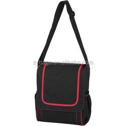 Messenger Bag-shoulder bag / Everyday Compact Carry All Messenger Bag / Promotional Polyester Messenger Bag