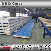 metal roof sandwich panel installation price