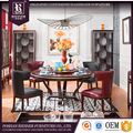 American post modern new dining room design solid wood fashion customizable dining room series sets