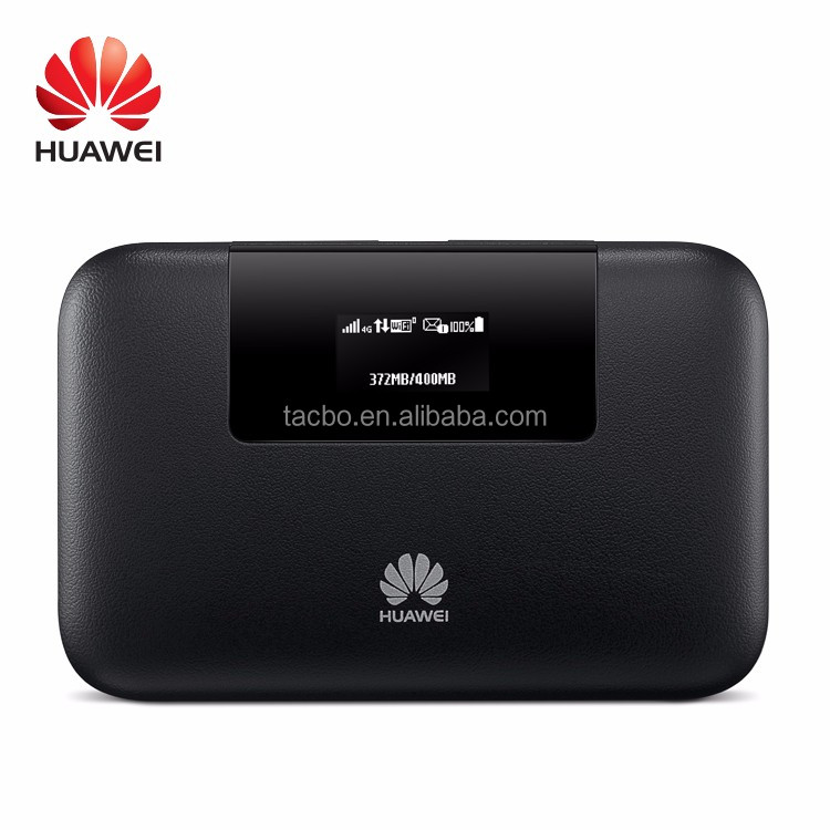 Huawei E5770s-320 black 4G hotspot pocket Mobile Wifi with Power bank