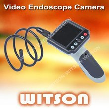 WITSON industrial video recording borescope with 3.5'' detachable moniter