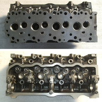 Quality Guaranteed Engine Parts 2L Cylinder Head 11101-54050/11101-54062 for Toyota Hilux 2400D 2446cc AMC 909050