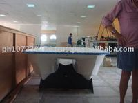 Catofish Fiberglass Fishing Boat For Sale