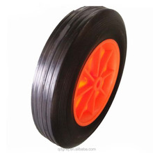 6 inch Solid Rubber tyre Wheel for trolley