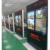 Shopping Mall Advertising Kiosk with Touchscreen Digital Signage Totem