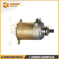 high performance atv parts mechanical starter motor for david brown
