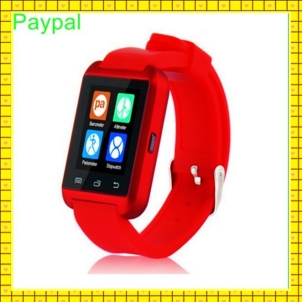 wholesale MTK 6261 Calories burned digital multimedia watch phone