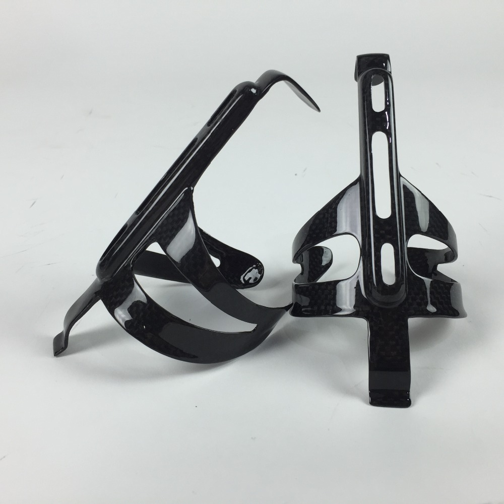 carbon matte water bottle cage, chinese factory hot sale cheap mountain bike bottlecages, high quality carbon!