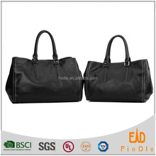 N1340-A2082 new fashion brand lady classic bag black leather handbag spain