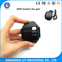gps pet tracker animal cow dog cat real waterproof IP68 collar tracker solar energy tracker geo fence sos google map sms