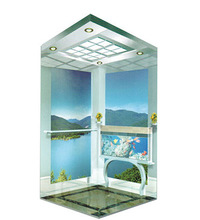 200kg 4 person home elevator for house
