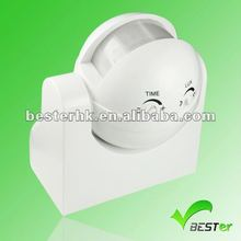 220v Infrared Sensor Switch for Bathroom,Automatic Turn Off Light Sensor Switch
