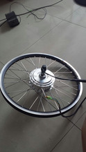 20'' spokes with 36H