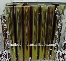 Heat transfer film for textile