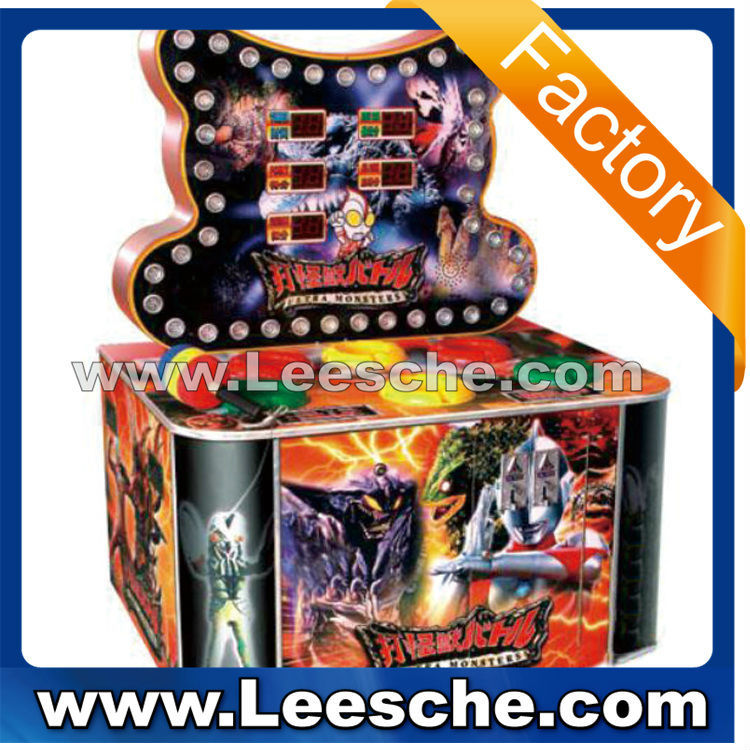 LSJQ-362 high quality Hitting Monsters wholesale electronic arcade games machines for children game center sale